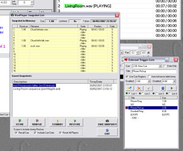 CSC Version 2.4 Screenshot